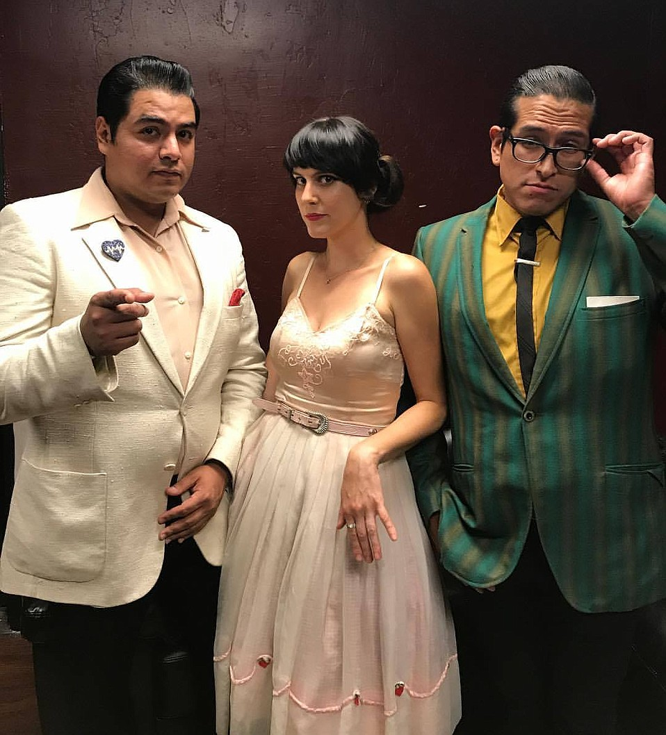 Throwback rockers Cutty Flam bring their up-tempo, subtly edgy recollections of yesteryear to Velvet Jones on Sunday, September 3.