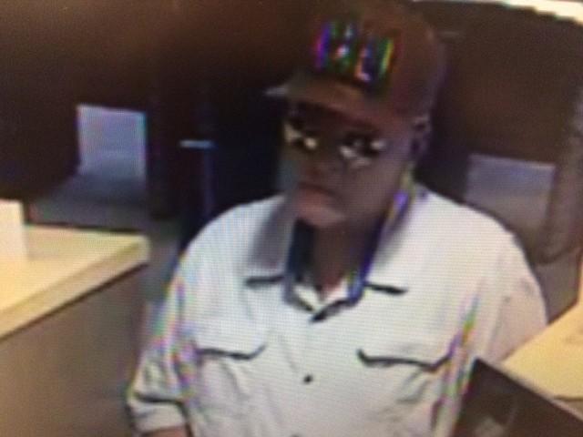 """The """"Seasoned Bandit"""" is accused of robbing nine banks, so far."""