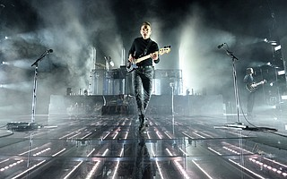 The Bowl had another year of eclectic shows, featuring England's electro-pop group The xx.