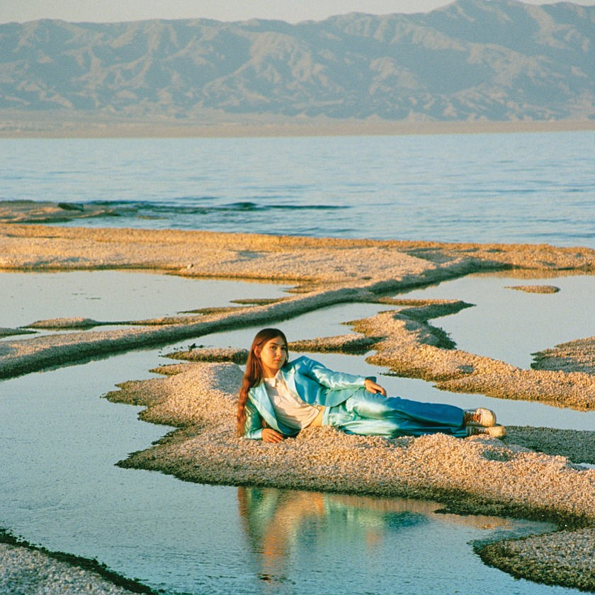 The songs of Weyes Blood (a k a Natalie Mering) alternately rumble and soar with resonant organ tones and drones. Catch her open for Father John Misty on October 11 at the Arlington.