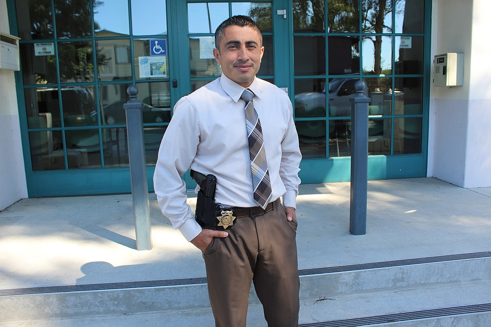 Detective Julio Gutierrez has been assigned as the full-time detective for Isla Vista.