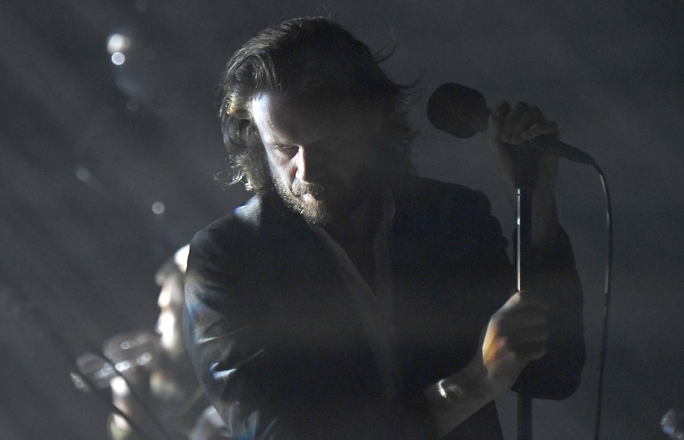 Father John Misty plays the Arlington Theatre