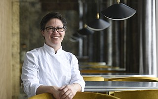 Chef Lauren Herman came to Santa Barbara from AOC in Los Angeles to open Somerset.