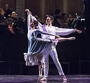 State Street Ballet and Santa Barbara Symphony's production of Mozart's Requiem at The Granada Theatre