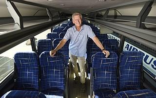Eric Onnen of Santa Barbara Airbus