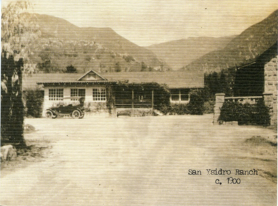 San Ysidro Rach, ca. 1900