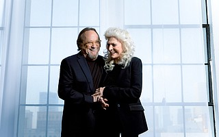 Stephen Stills and Judy Collins are getting back together for this show, 50 years after they first formed a love connection.
