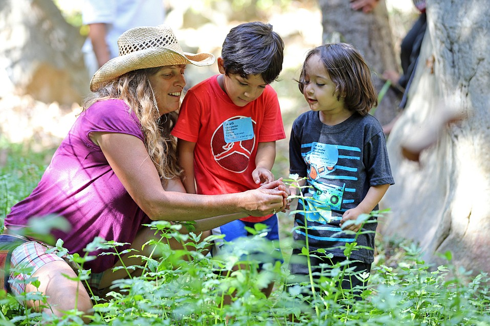 Bridge to Nature partners Santa Barbara Unified School District Title I schools and Wilderness Youth Project, which is campaigning to raise $250,000 in 45 days for the outdoor education program.