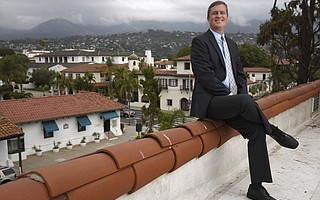 Santa Barbara City Administrator Paul Casey
