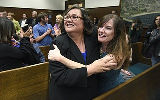 Councilmember Cathy Murillo handily took first place in her race and will become Santa Barbara's first Latina mayor when she's sworn into office in January. The remaining council will select who takes her vacated District 3 council seat.
