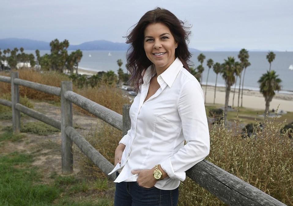 Professor Carrie Hutchinson at Santa Barbara City College
