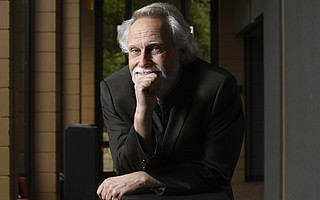 Dr. John Blondell, professor and chair of the Theatre Arts Department at Westmont