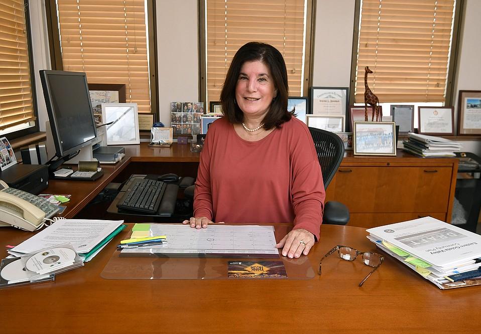 Supervisor Janet Wolf
