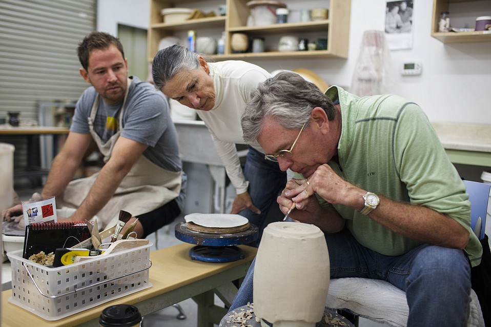A Shared Space For Ceramic Arts Opens