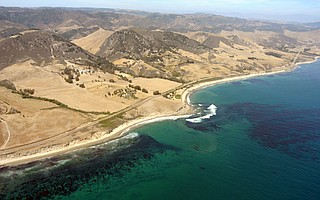 The Gaviota Coast