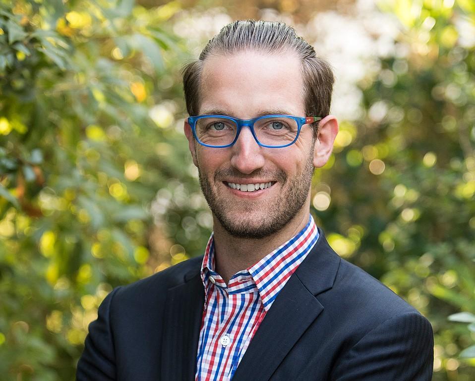 OTOjOY's founder and CEO, Thomas Kaufmann