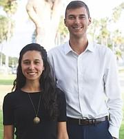 Debra Perrone and Scott Jasechko