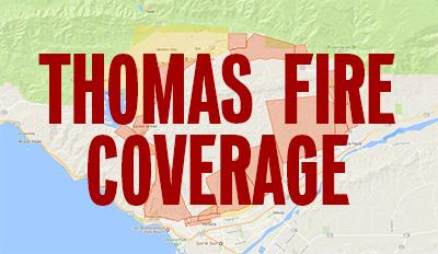 Thomas Fire Coverage