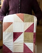 Caitlin McCann's organic quilts