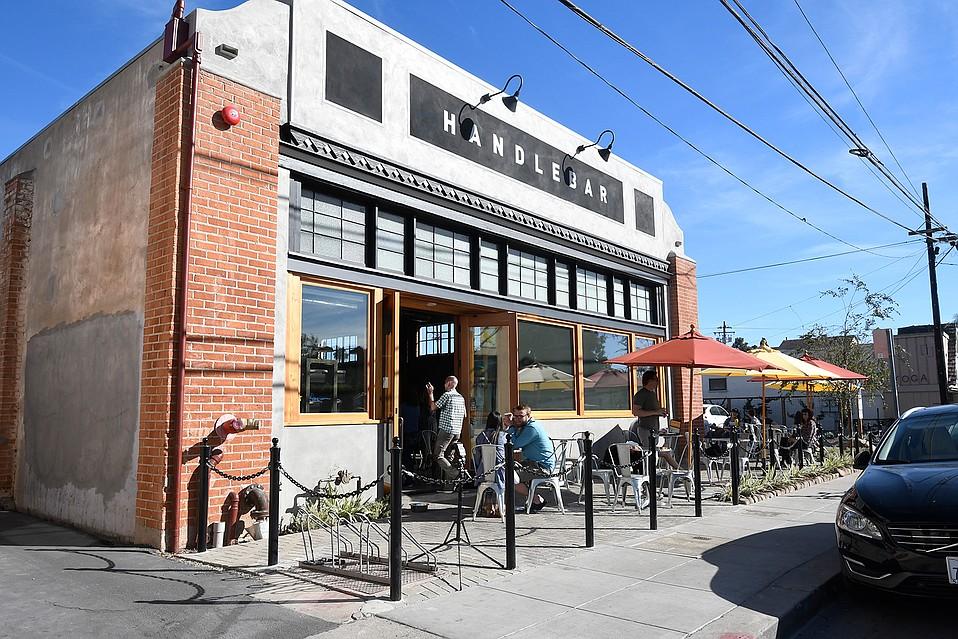 Handlebar's new 2720 De la Vina St. location