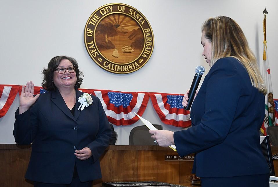 Cathy Murillo makes history as the first Latina mayor of Santa Barbara