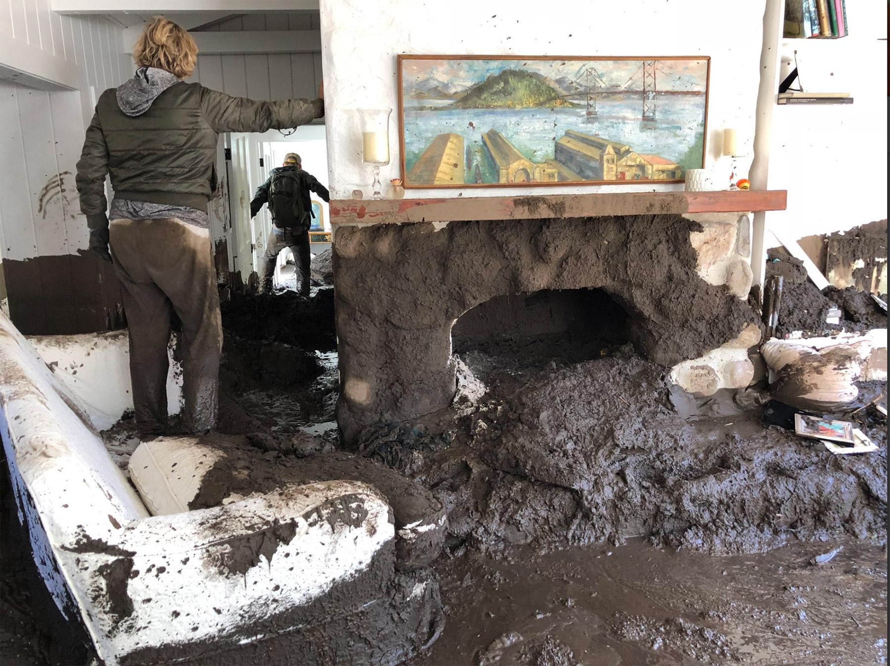 Stories Of Heroism Heartbreak Emerge From Montecito Mudslides