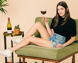 Marissa Ross talks wine, the Beatles, and sexism in lieu of her book signing on January 20.