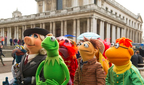 The Muppets are coming to Santa Barbara!