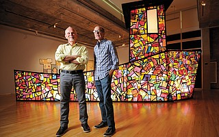 Dane Goodman and Keith Puccinelli