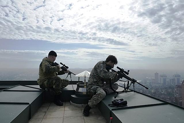 <em>A Sniper's War</em>