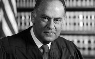 Supreme Court justice Potter Stewart