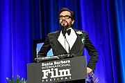 Roger Durling opens the 2018 Santa Barbara International Film Festival