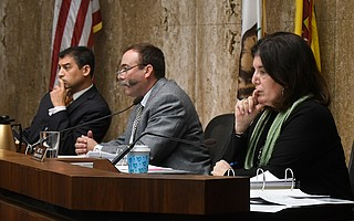 The Board of Supervisors voted 4-1 to pass a cannabis ordinance after some political tug-of-war.