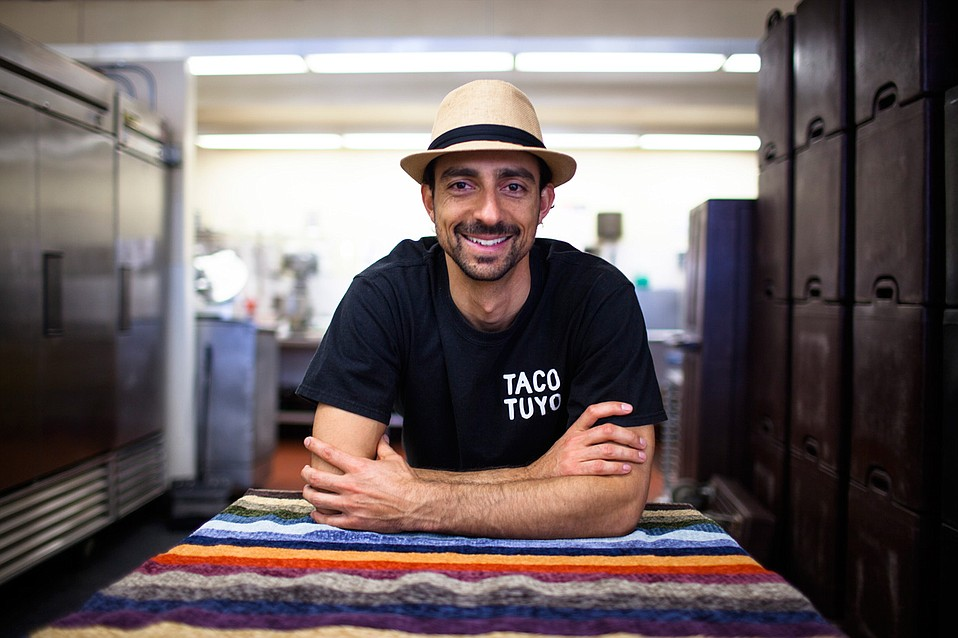 Owner Steven Sysum is on a mission to bring healthy, affordable, traditional Mexican flavors to Santa Barbara.