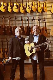 Chris Hillman and Herb Pederson