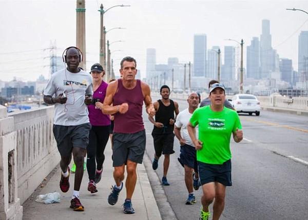 'Skid Row Marathon' till