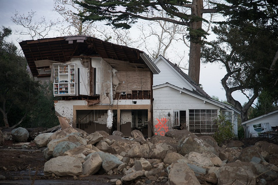 AIA Santa Barbara's Archives facility offers homeowners affected by the mudslides copies of their plans free of charge.