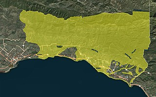 "Stretching from Montecito east to the county line, the new ""Recommended Evacuation Warning"" went into effect on Wednesday morning ahead of the storm expected to arrive on Thursday."