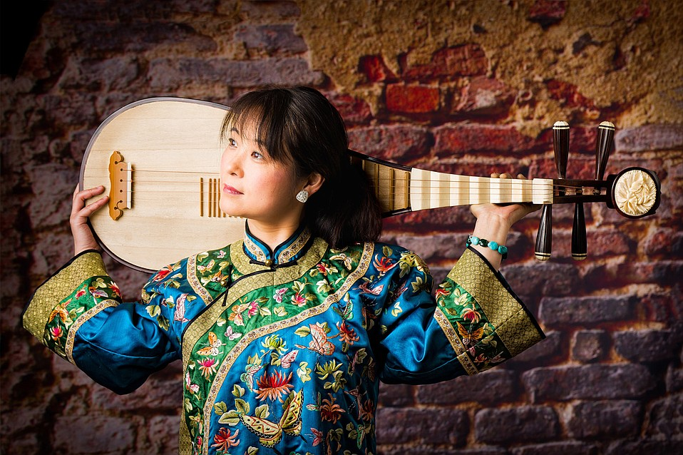 Wu Man performed a wide-range of Chinese folk-music for a truly memorable night