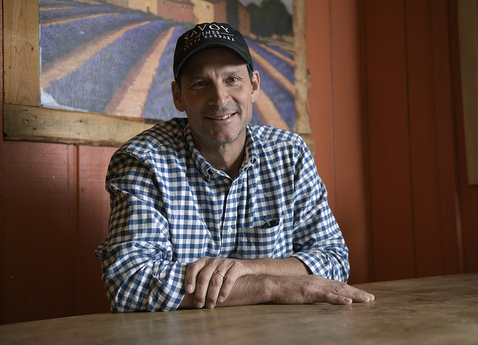 Paul Shields of Savoy Cafe and Savoy Wines in Santa Barbara, CA.