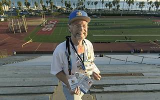 John Zant at SBCC Stadium