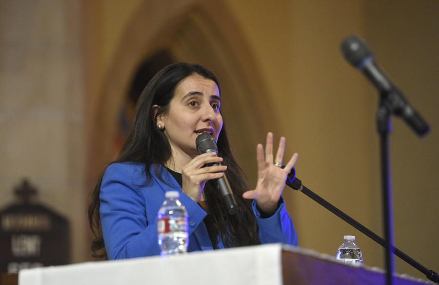 Assemblymember Monique Limón