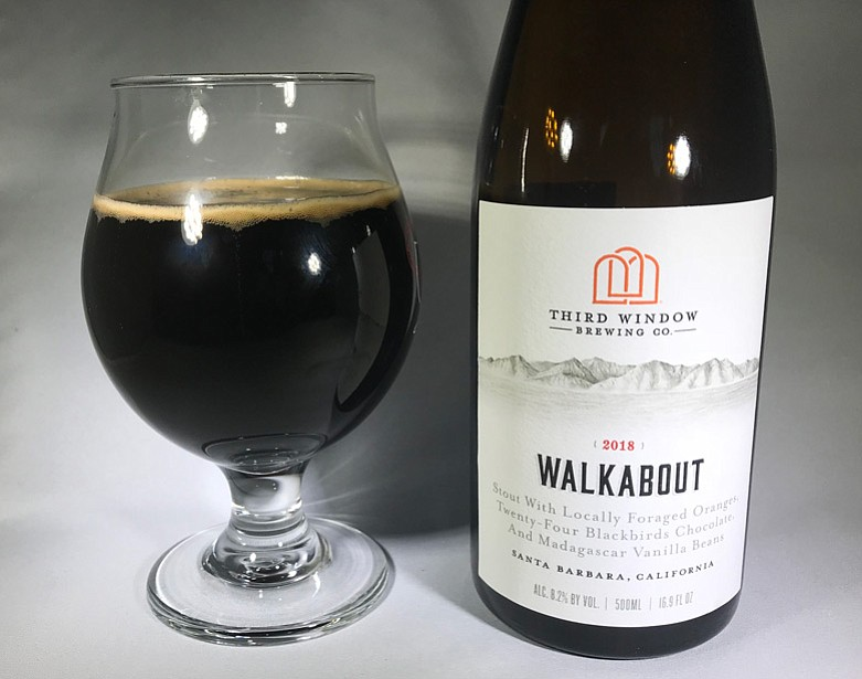 Walkabout Stout