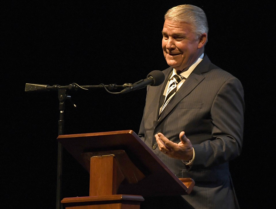 "Former FEMA director James Lee Witt was one-third of a hydra-headed town hall meeting titled ""Drought, Fire, & Flood: Climate Change and Our New Normal"" that also featured TEDx-style presentations and a Q&A with public-private officials."