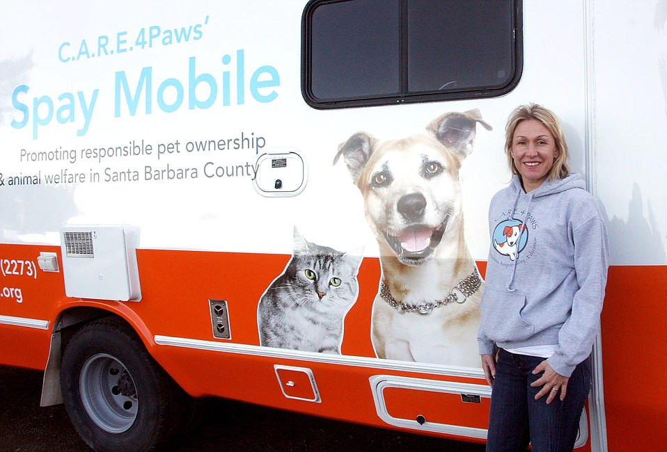 Isabelle Gullo, Cofounder & Executive Director of CARE4Paws