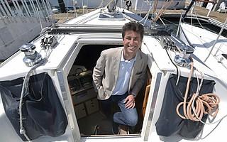 Santa Barbara Sailing Center's Skip Abed