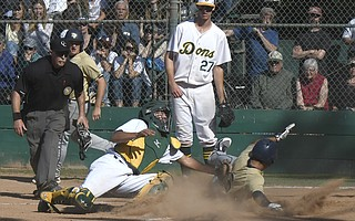 Dos Pueblos High's 4-1 win over Santa Barbara.