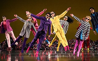 UCSB Arts & Lectures brought Mark Morris Dance Group's <em>Pepperland</em> to the Granada on Thursday, May 10.