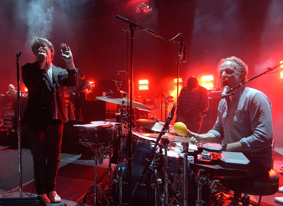 lcd soundsystem s alt rock and synth riffs