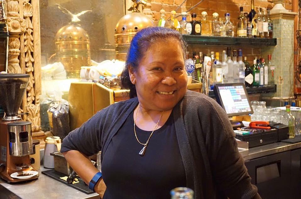 The famed bartender at Mel's and Pascucci, Sunny Quinn loved Santa Barbara. And Santa Barbara loved her right back.